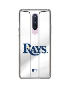 Tampa Bay Rays Home Jersey OnePlus 8 Clear Case