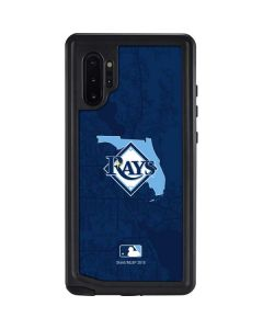 Tampa Bay Rays Home Turf Galaxy Note 10 Plus Waterproof Case