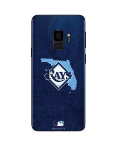Tampa Bay Rays Home Turf Galaxy S9 Skin