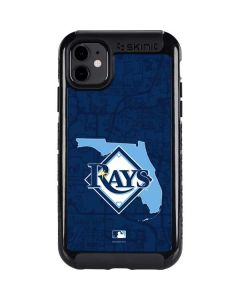 Tampa Bay Rays Home Turf iPhone 11 Cargo Case