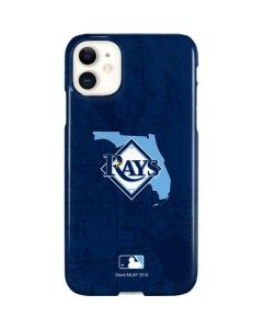 Tampa Bay Rays Home Turf iPhone 11 Lite Case