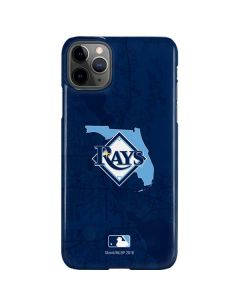 Tampa Bay Rays Home Turf iPhone 11 Pro Max Lite Case