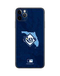 Tampa Bay Rays Home Turf iPhone 11 Pro Max Skin