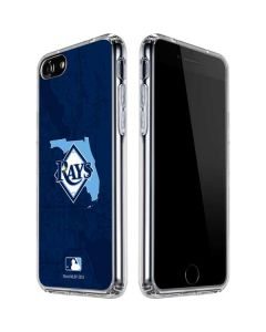 Tampa Bay Rays Home Turf iPhone SE Clear Case