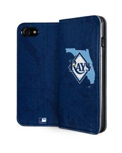 Tampa Bay Rays Home Turf iPhone SE Folio Case