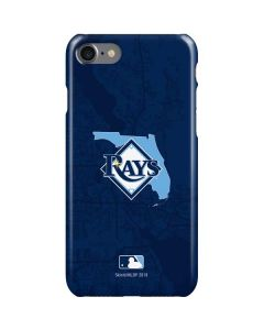 Tampa Bay Rays Home Turf iPhone SE Lite Case