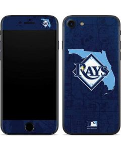 Tampa Bay Rays Home Turf iPhone SE Skin
