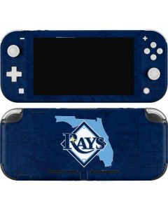 Tampa Bay Rays Home Turf Nintendo Switch Lite Skin