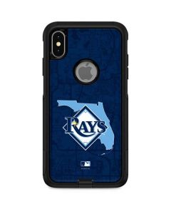 Tampa Bay Rays Home Turf Otterbox Commuter iPhone Skin