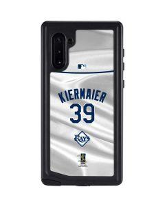 Tampa Bay Rays Kiermaier #39 Galaxy Note 10 Waterproof Case