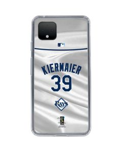 Tampa Bay Rays Kiermaier #39 Google Pixel 4 XL Clear Case