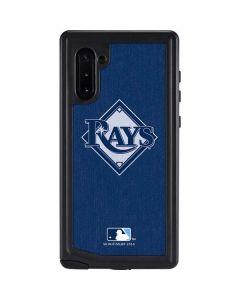 Tampa Bay Rays Monotone Galaxy Note 10 Waterproof Case