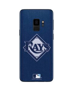 Tampa Bay Rays Monotone Galaxy S9 Skin