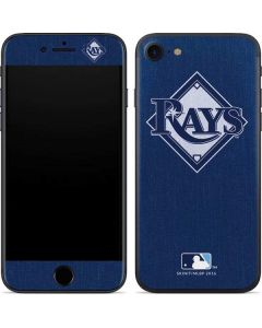 Tampa Bay Rays Monotone iPhone SE Skin