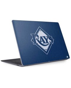 Tampa Bay Rays Monotone Surface Laptop 3 13.5in Skin
