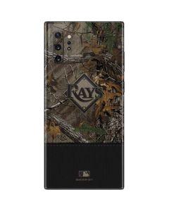 Tampa Bay Rays Realtree Xtra Camo Galaxy Note 10 Plus Skin