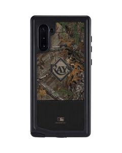Tampa Bay Rays Realtree Xtra Camo Galaxy Note 10 Waterproof Case