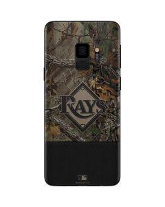 Tampa Bay Rays Realtree Xtra Camo Galaxy S9 Skin