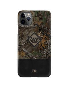 Tampa Bay Rays Realtree Xtra Camo iPhone 11 Pro Max Lite Case