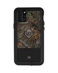 Tampa Bay Rays Realtree Xtra Camo iPhone 11 Pro Max Waterproof Case