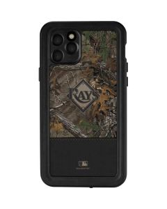 Tampa Bay Rays Realtree Xtra Camo iPhone 11 Pro Waterproof Case