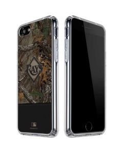 Tampa Bay Rays Realtree Xtra Camo iPhone SE Clear Case