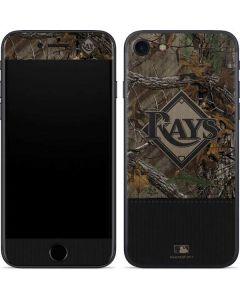Tampa Bay Rays Realtree Xtra Camo iPhone SE Skin