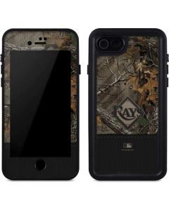 Tampa Bay Rays Realtree Xtra Camo iPhone SE Waterproof Case