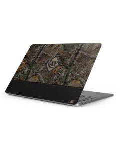 Tampa Bay Rays Realtree Xtra Camo Apple MacBook Pro 16-inch Skin