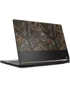 Tampa Bay Rays Realtree Xtra Camo MSI GS65 Stealth Laptop Skin