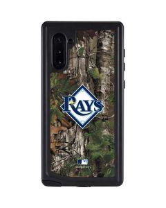 Tampa Bay Rays Realtree Xtra Green Camo Galaxy Note 10 Waterproof Case