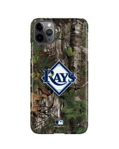 Tampa Bay Rays Realtree Xtra Green Camo iPhone 11 Pro Max Lite Case