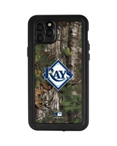 Tampa Bay Rays Realtree Xtra Green Camo iPhone 11 Pro Max Waterproof Case