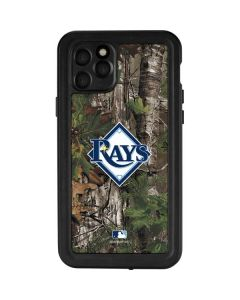 Tampa Bay Rays Realtree Xtra Green Camo iPhone 11 Pro Waterproof Case
