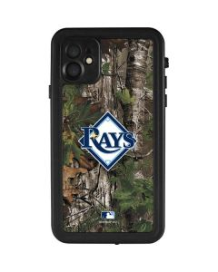 Tampa Bay Rays Realtree Xtra Green Camo iPhone 11 Waterproof Case