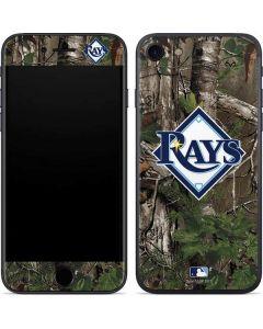 Tampa Bay Rays Realtree Xtra Green Camo iPhone SE Skin