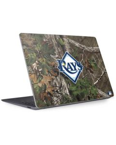 Tampa Bay Rays Realtree Xtra Green Camo Surface Laptop 3 13.5in Skin