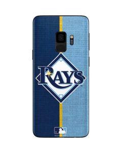 Tampa Bay Rays Split Galaxy S9 Skin