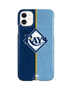 Tampa Bay Rays Split iPhone 11 Lite Case