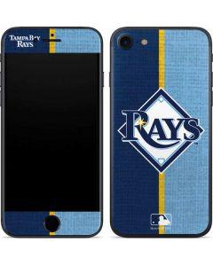 Tampa Bay Rays Split iPhone SE Skin