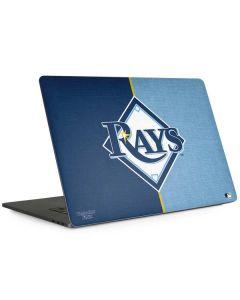 Tampa Bay Rays Split Apple MacBook Pro 15-inch Skin