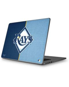 Tampa Bay Rays Split Apple MacBook Pro 17-inch Skin