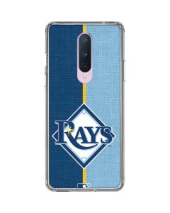 Tampa Bay Rays Split OnePlus 8 Clear Case