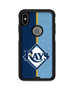 Tampa Bay Rays Split Otterbox Commuter iPhone Skin