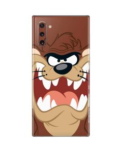 Tasmanian Devil Up Close Galaxy Note 10 Skin