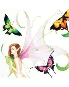 Butterfly Fairy Apple TV Skin