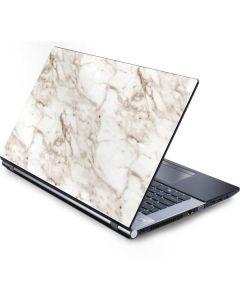 Taupe Marble Generic Laptop Skin