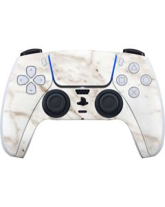 Taupe Marble PS5 Controller Skin