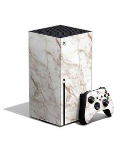 Taupe Marble Xbox Series X Bundle Skin