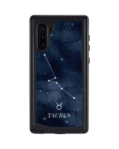 Taurus Constellation Galaxy Note 10 Waterproof Case